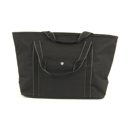 Thermost Insulated Hand Bag, Black - 1