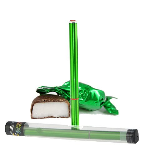 Luxus E Shisha 500 Zug schokolade minze Profi Wasser Pfeife Multi LED E-Hookah to go 2 go