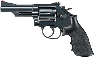 S&W M19 4インチ (18歳以上ガスリボルバー)