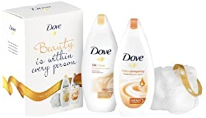 Dove Real Beauty Gift Set