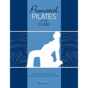 Prenatal Pilates on the Chair [Perfect Paperback]