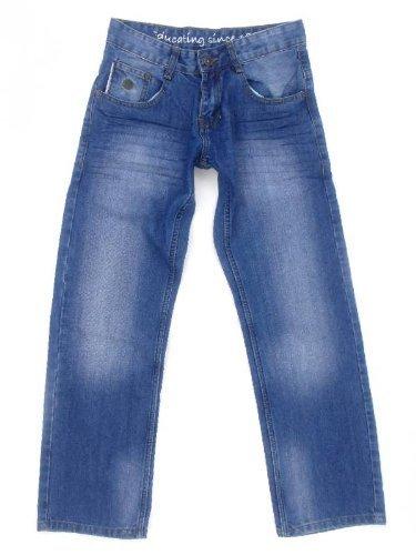 original-phat-farm-pantalones-azul-knitter-look-five-pocket-nuevo