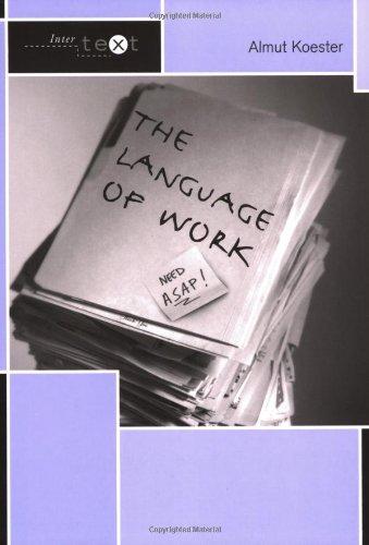 The Language of Work (Intertext)