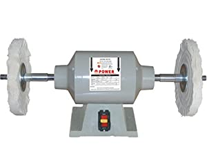 "8"" Buffing Machine by PJ Tool & Supply"