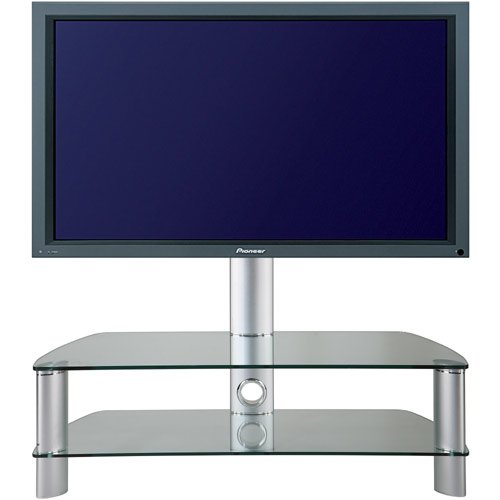 Stil Stand 2053CHCL Glass TV stand with Swivel Black Friday & Cyber Monday 2014