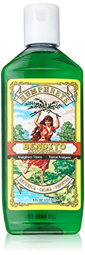 Big Save! Humphrey's Witch Hazel Bendito Alcoholado, 8 Ounce