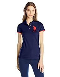 U.S. Polo Shirt Assn. Juniors Contra…