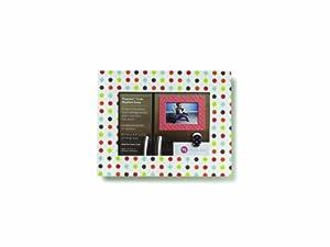Mayfair Lane Happeez Frame Mod Dot, 2.5 x 3.5