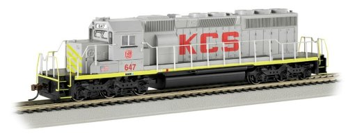 Bachmann Trains Kansas City Southern #647