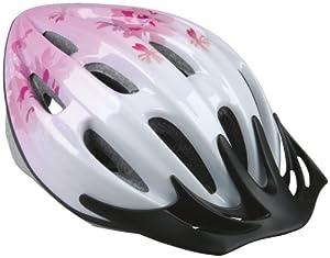 Profex 62180 Damen Fahrradhelm , pink, S/ M