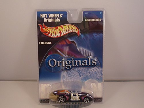 Hot Wheels Originals Exclusive Arachnorod Purple