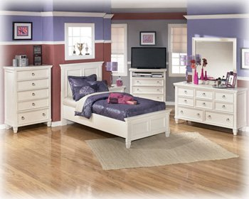 Best ashley furniture for sale ashley tillsdale full for Stages bedroom collection