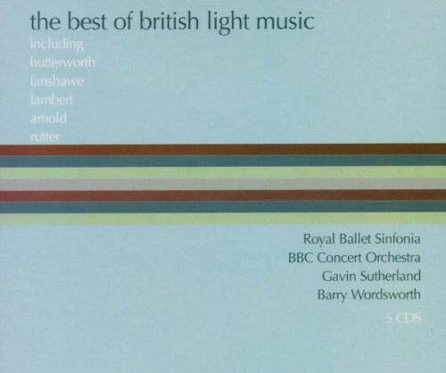 Best of British Light Music at Amazon.com