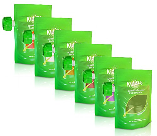 Organic Baby Food Pouches Mold