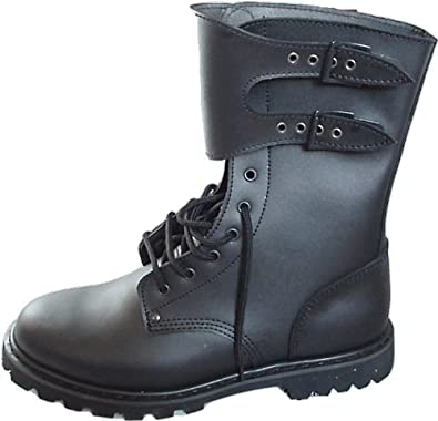 French military combat boots amazon co uk shoes amp bags