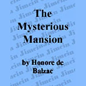 The Mysterious Mansion Audiobook