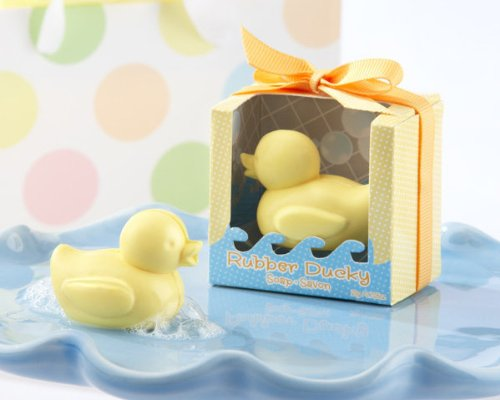 Ducky Baby Shower Favors