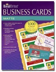 royal brites business cards template 28992