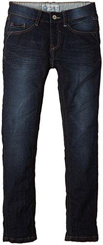 s.Oliver Junior Jungen Jeans 75.899.71.0600, Einfarbig, Gr. 176 (Herstellergröße: 176/SLIM), Blau (blue denim stretch 58Z7)