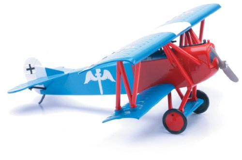 Toy Plane Fokker D. VII- Plastic model kit - 1