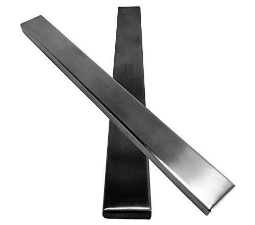magnetic strip block for holding tools knives