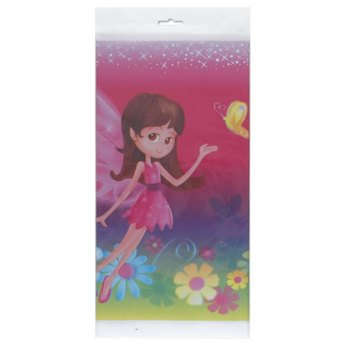 Fairy Birthday Tablecover (each) - 1