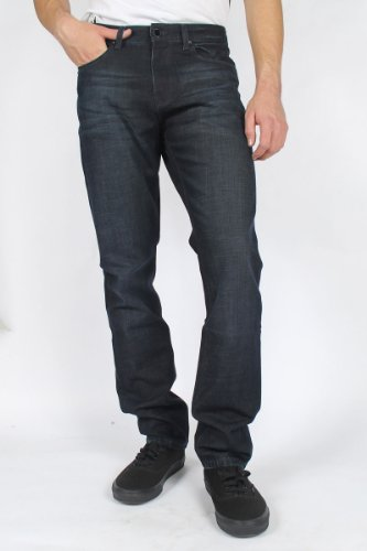Dl1961 - Mens Russell Classic Straight Jeans In Bronco, Size: 29, Color: Bronco