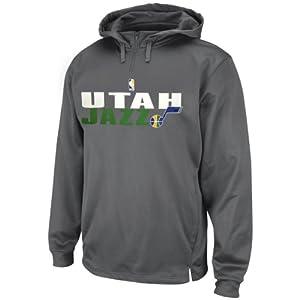 Utah Jazz NBA Basketball Favorite Hooded Sweatshirt S by NBA Properties