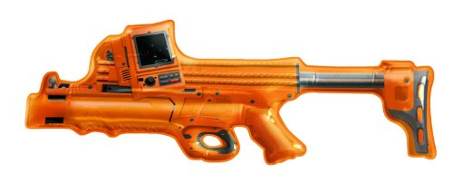 Gi Joe Retaliation Black Tempest Inflatable Toy Gun - 1