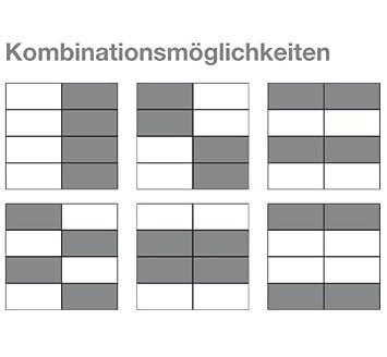 4-teile Gummimatten Fußmatten 1.5 cm Rand CITROEN AX ein Set Bj. 1986-1998
