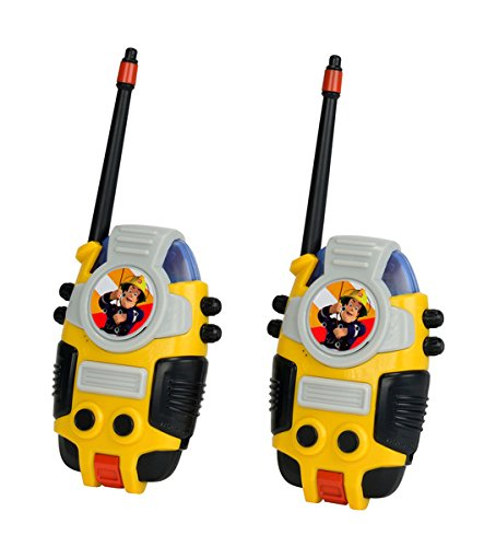 Dickie Toys - 203099611 - Talkie-walkie - Feuerwehrmann Sam