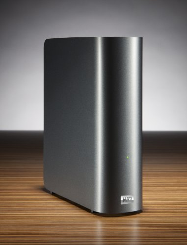 WD My Book Live Network 3 TB External Hard Disk