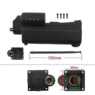 Zcl Eletrico Electric Power Starter Hsp 70111 For Vertex 16 18 Sh 21 Nitro Engine Parts With Drill Holder Plate11011 Himoto