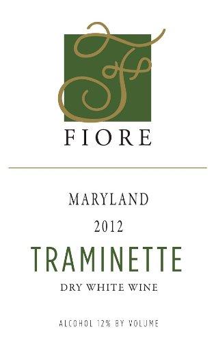 Nv 2012 Fiore Winery Traminette 750 Ml