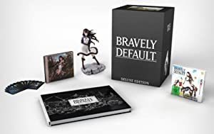 Bravely Default - édition collector