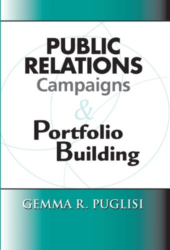 Public Relations Campaigns and Portfolio Building