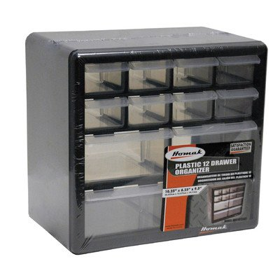 12 Drawer Middle Cabinet