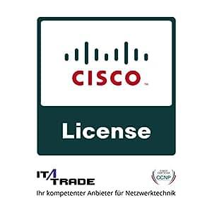 Cisco L-ASA5505-10-50 Upgrade License ASA 5505 10-TO
