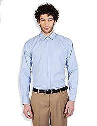 Arihant Men's Cotton Checkered Formal Shirt (AR73090344)