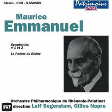 Maurice Emmanuel (1862-1938) 419gzcwpKfL.__PJautoripBadge,BottomRight,4,-40