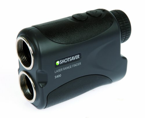 Snooper Shotsaver S400 Laser Range Finder - Black, Small