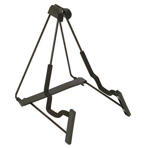 On Stage GS7655 Folding A Frame Guitar Stand