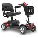 Pride Go-Go Elite Traveller Sport Mobility Scooter - Blue