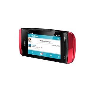 Nokia Asha 306 Red