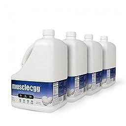 100% Liquid Egg Whites (4 gallons)
