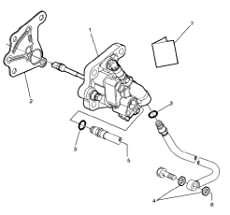 Volvo Truck 85104373 Fuel Pump Kit