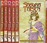 img - for Sakura Taisen Vol. 2, 3, 4, 5, 6, & 7 graphic novels / new Tokyopop manga book / textbook / text book
