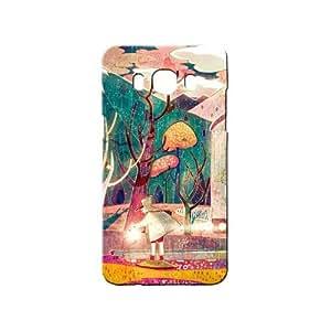 G-STAR Designer 3D Printed Back case cover for Samsung Galaxy J5 (2016) - G14100