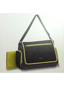 eddie bauer baby bryant messenger diaper bag. Black Bedroom Furniture Sets. Home Design Ideas