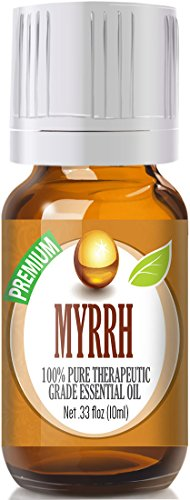 Myrrh - 100% Pure, Best Therapeutic Grade Essential Oil - 10ml